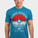 Psychosiz wearing Kanto official - Gym leader by Bomdesignz