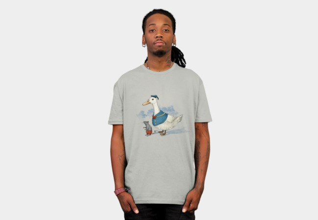 Donald and Mickey T-Shirt - Design By Humans