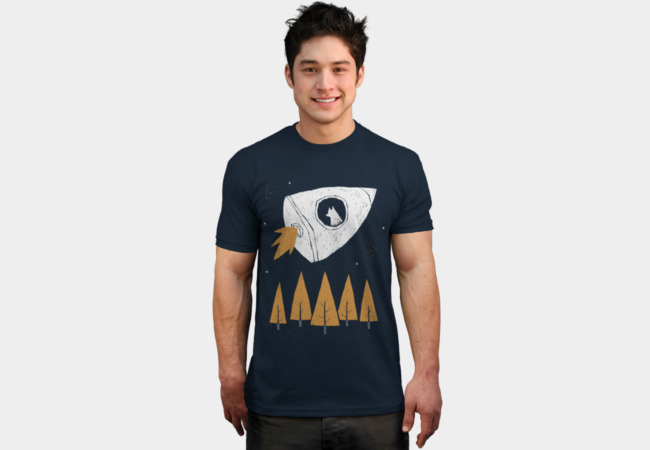 laika T-Shirt - Design By Humans