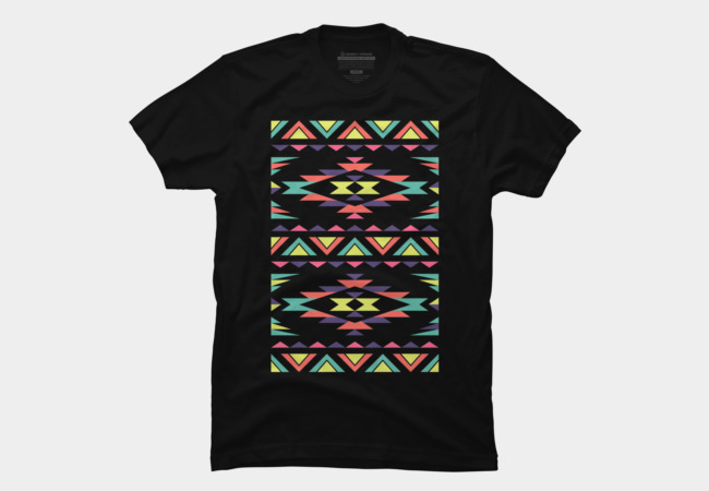 Aztec Nation Men's T-Shirt