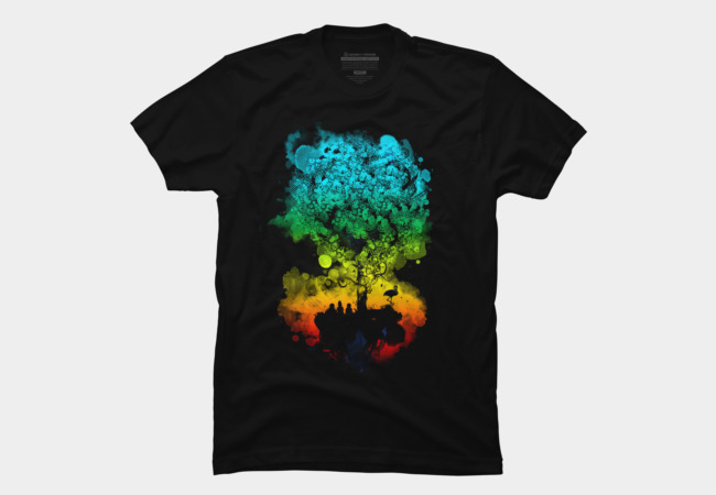 magical tree Men's T-Shirt