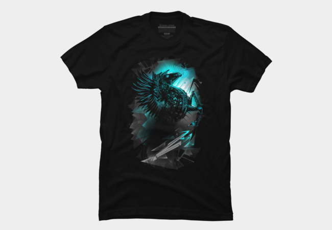 Pegasus Men's T-Shirt