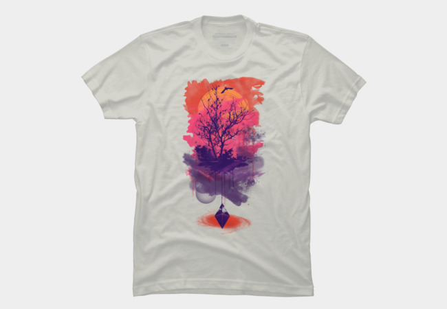 Eternal Sunset Men's T-Shirt