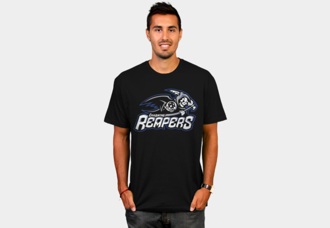 Reapers T-Shirt - Design By Humans