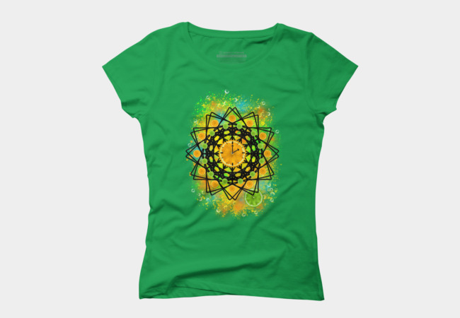 Creative orange watch Women's T-Shirt
