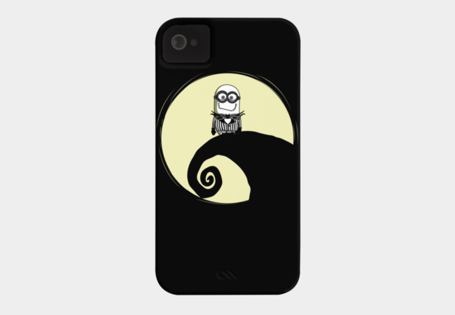 The Little Nightmare Phone Case - Design By Humans