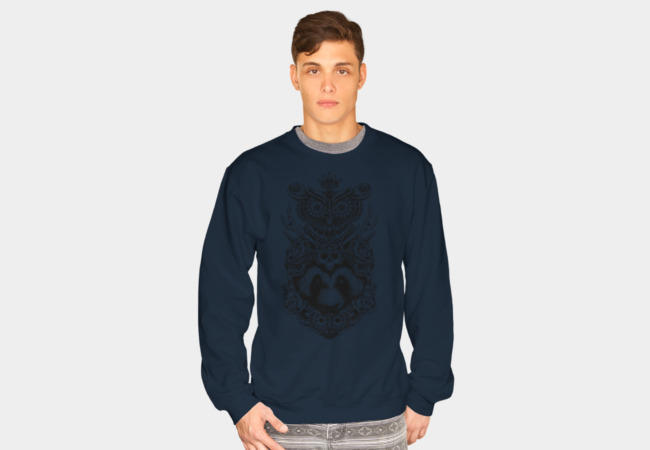 The Ancient King Sweatshirt - Design By Humans