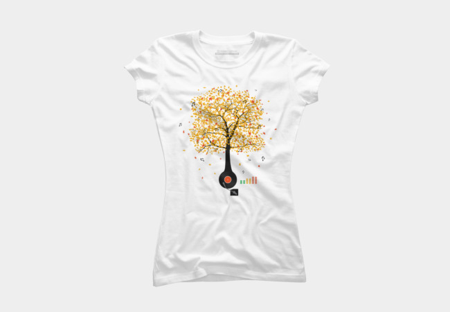 Sounds of Nature Women's T-Shirt