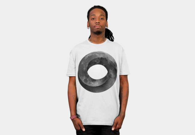 Lunar eye T-Shirt - Design By Humans