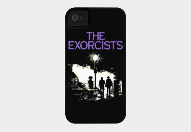 The Exorcists Phone Case - Design By Humans