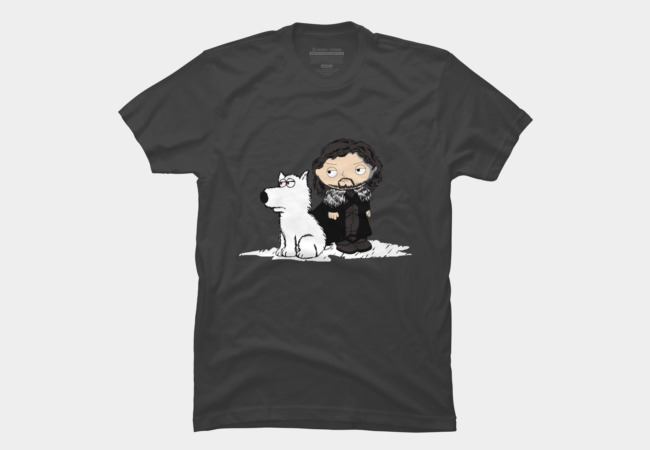 Stewie Snow Men's T-Shirt