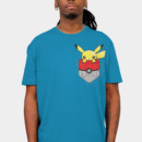 DesignsbyReg wearing PokePocket Pikachu by DesignsbyReg