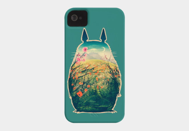 Tonari No Totoro Phone Case - Design By Humans