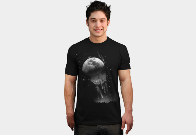 Jellymoon T-Shirt - Design By Humans