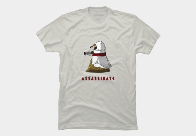 Assassinate! Men's T-Shirt