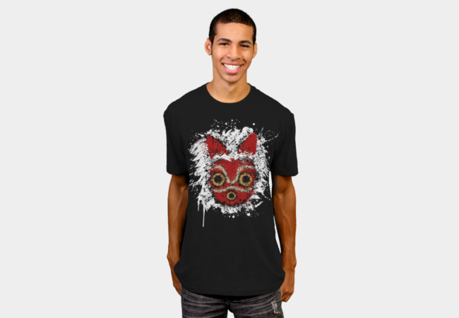 Mononoke T-Shirt - Design By Humans