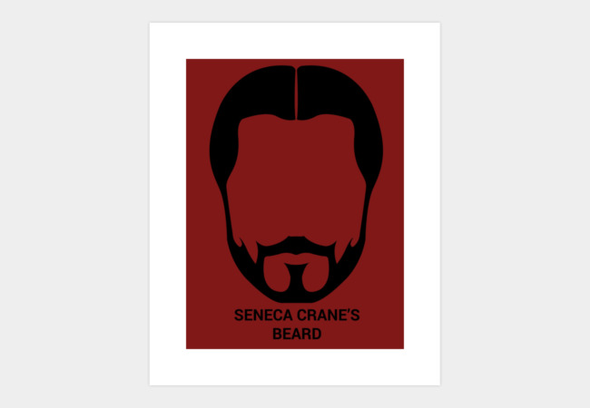 Seneca Crane's Beard Art Print - Design By Humans