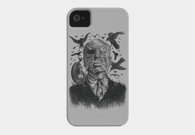 Bird Attack Phone Case - Design By Humans