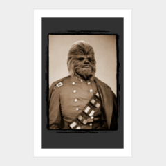 Portrait of Sir Chewie