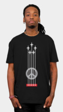 make music & peace not war