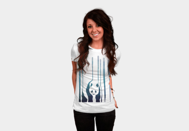 Panda's Way T-Shirt - Design By Humans