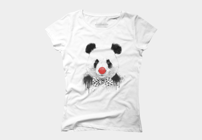 Clown panda Women's T-Shirt