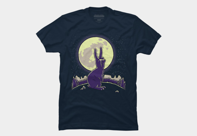 The Rabbit Men's T-Shirt