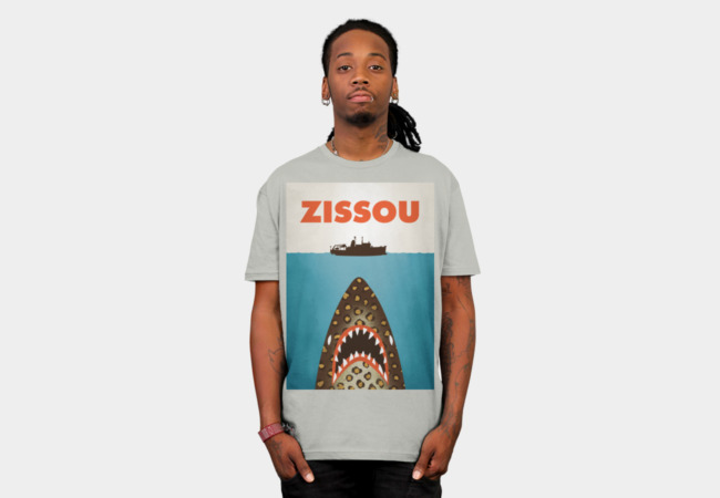 Zissou T-Shirt - Design By Humans