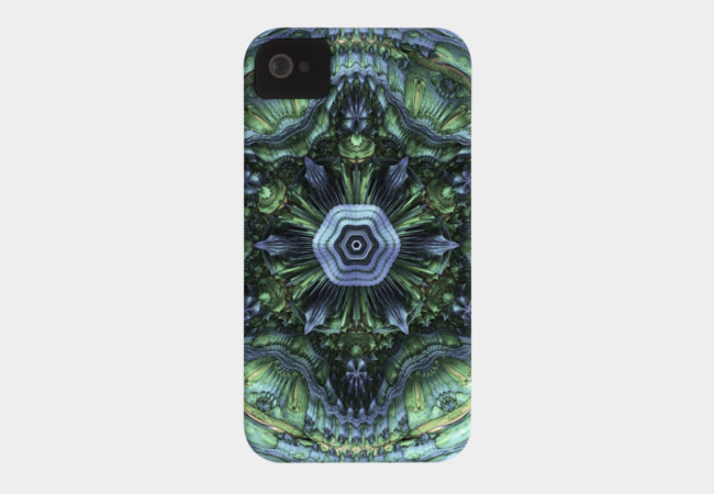Winter Nostalgia Mandala Phone Case - Design By Humans