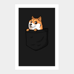Pocket Doge T-Shirt