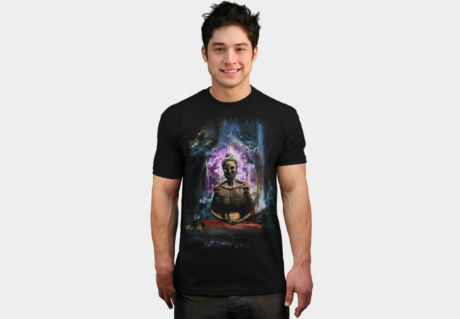 Spiritual Healing T-Shirt - Design By Humans