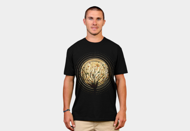 Tunel de luz T-Shirt - Design By Humans
