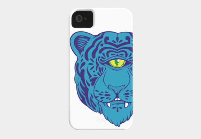 DEWEY CAT Phone Case - Design By Humans