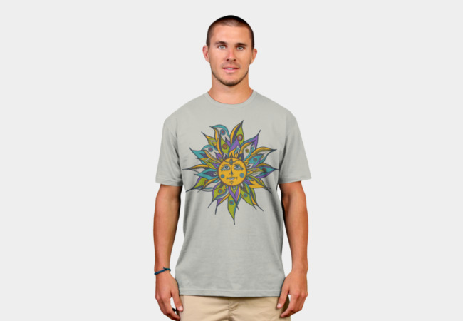 Into the sun T-Shirt - Design By Humans