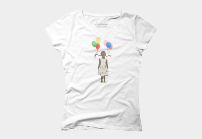 FUN WITH BALLOONS Women's T-Shirt