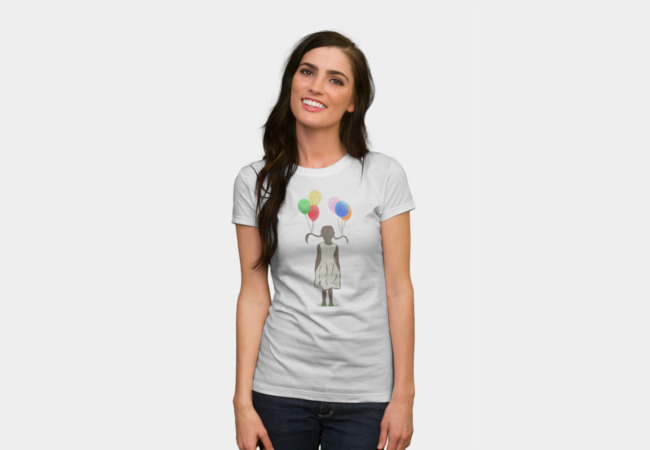 FUN WITH BALLOONS T-Shirt - Design By Humans