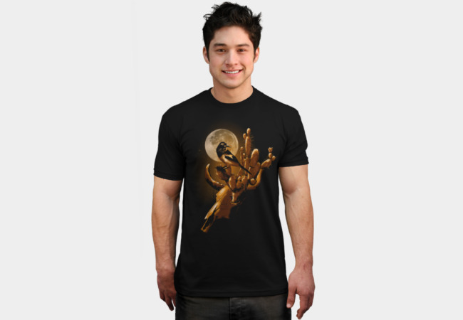 desert night T-Shirt - Design By Humans