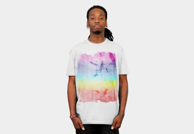 sunset crazyness T-Shirt - Design By Humans