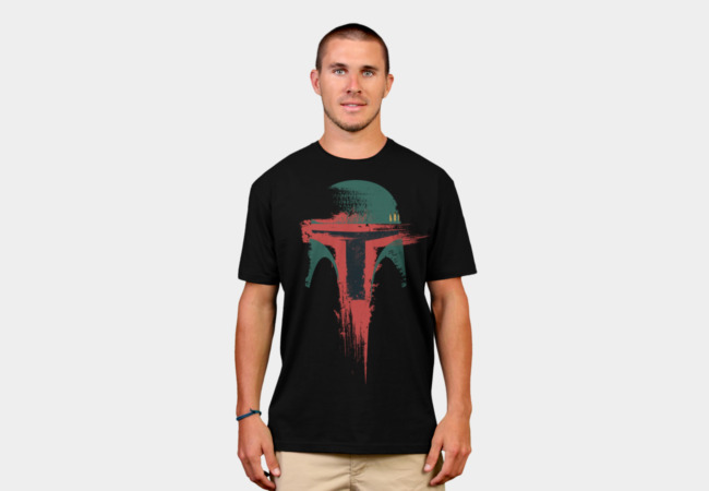 Bounty Hunter T-Shirt - Design By Humans