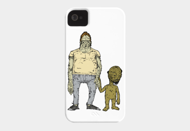 BUDDIES Phone Case - Design By Humans