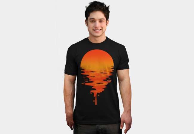 Sunset 6 T-Shirt - Design By Humans