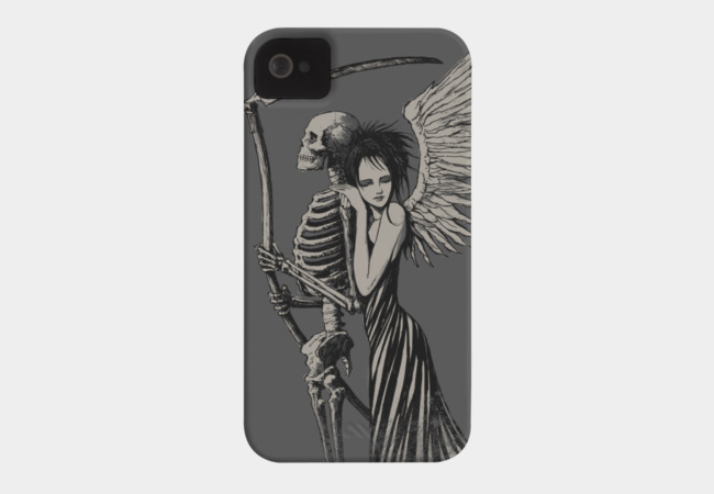 Lovely Dead Phone Case - Design By Humans