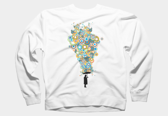 Concentric Downpour Sweatshirt