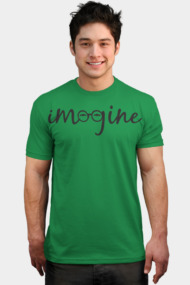 Imagine - John Lennon Tribute T-Shirt