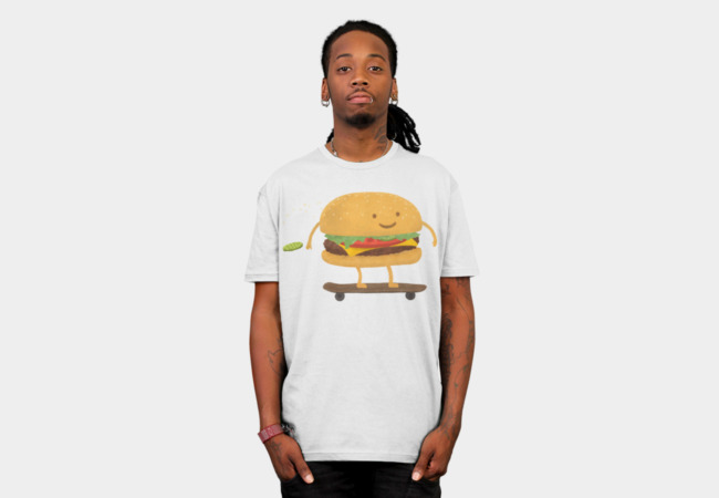 Fast Food T-Shirt - Design By Humans