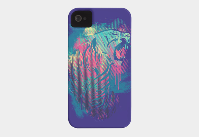 urban animal v.2 Phone Case - Design By Humans