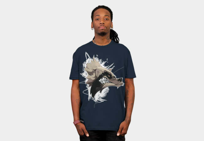 Bad raccoon T-Shirt - Design By Humans