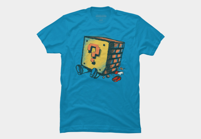 Mario - Loose Brick Men's T-Shirt