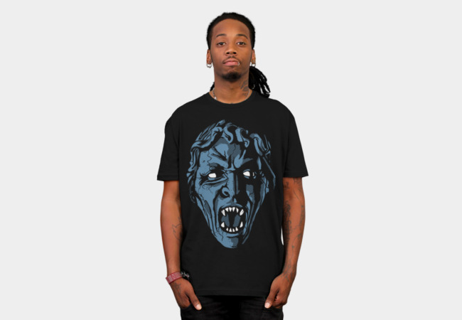 Weeping Angel T-Shirt - Design By Humans