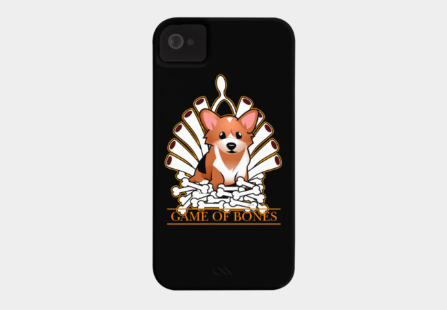 Game of Bones Phone Case - Design By Humans